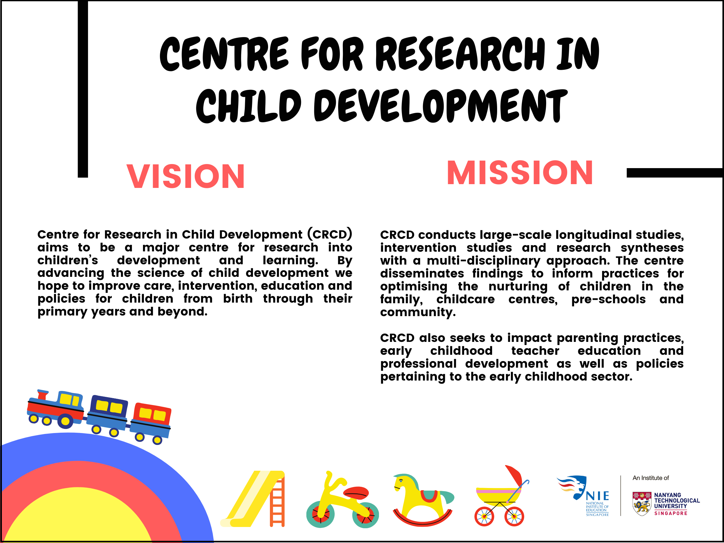 CRCD Vision Mission