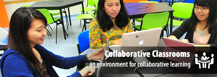 Collaborative Learning Classroom Environment ~ Nie collaborative classrooms national institute of