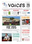 Voices 29 - Cover