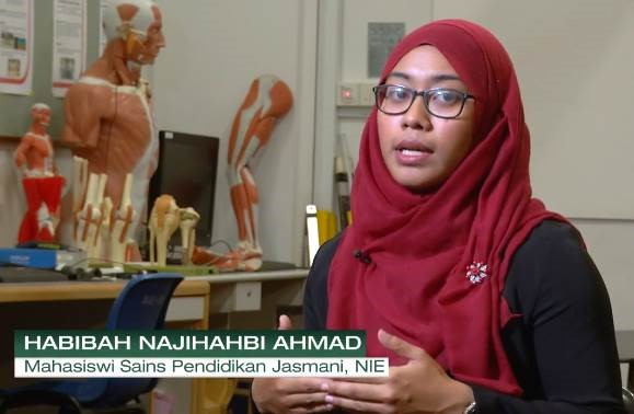 Habibah Najihahbi Ahmad (Berita)