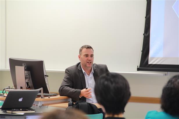 OER Hosts Early Childhood Professors