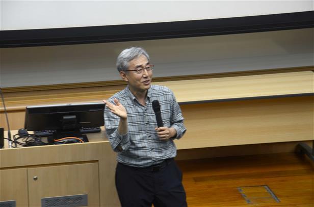 OER Hosts Professors from Seoul National University
