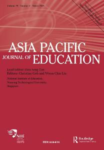 Pubs cover - Asia Pacific Journal of Education