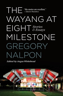 New Book Launch: The Wayang at Eight Milestone Gregory Nalpon, Edited by Asst/P. Whitehead Richard Angus