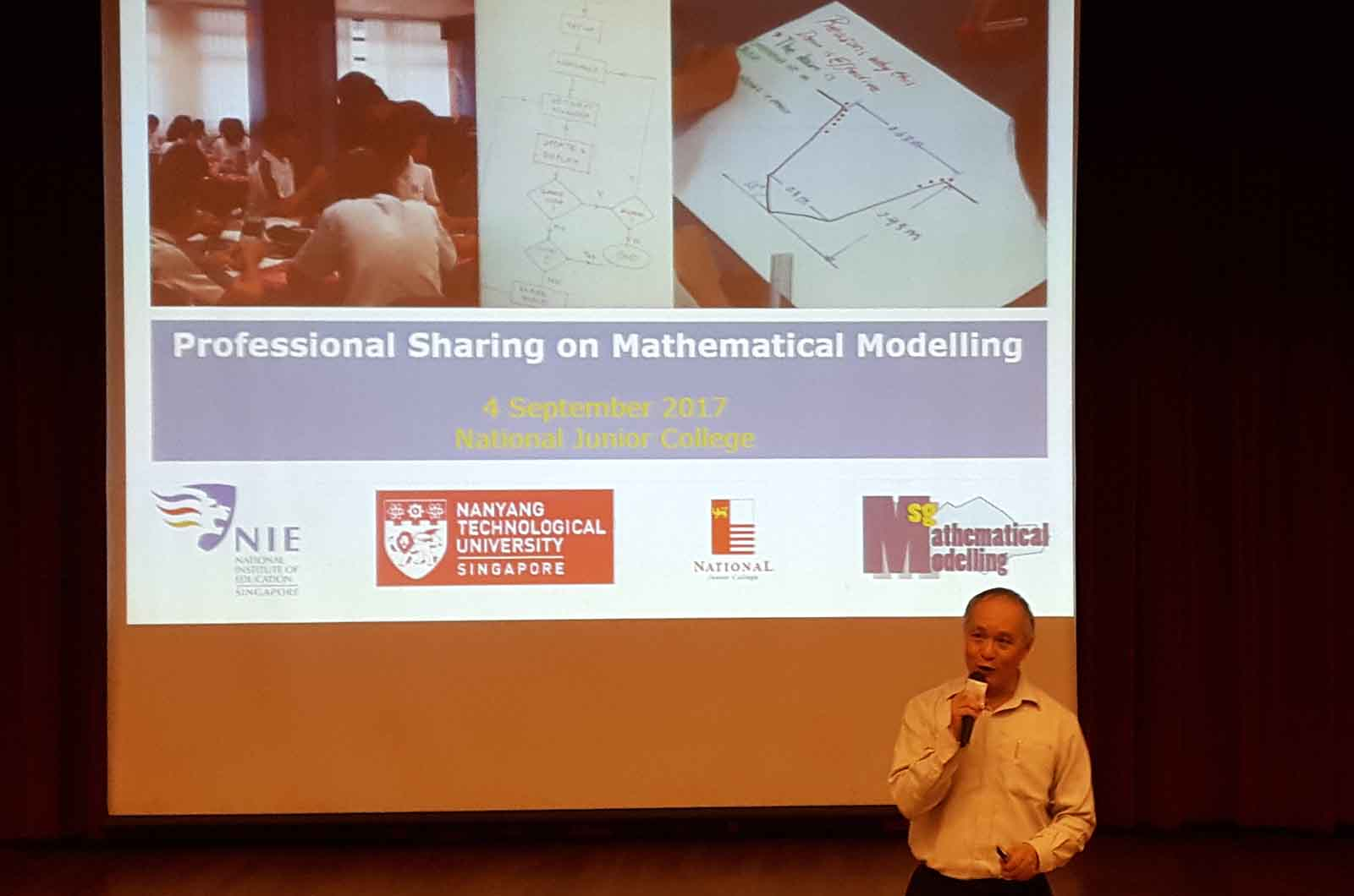 Solving Real-World Problems with Mathematical Modelling@SG